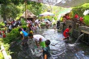 kolam tangkap gembiraloka zoo